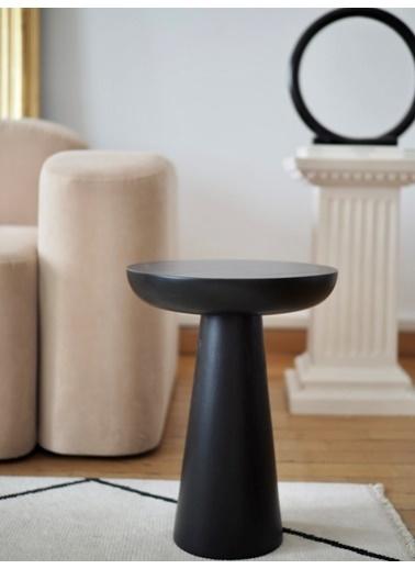 Tucas Home Mushroom 3 Siyah Siyah